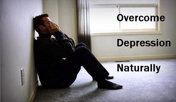6 Tips How To Treat Depression Naturally 1
