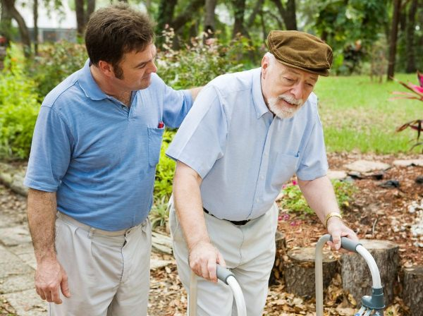 challenges of caregiving for the elderly