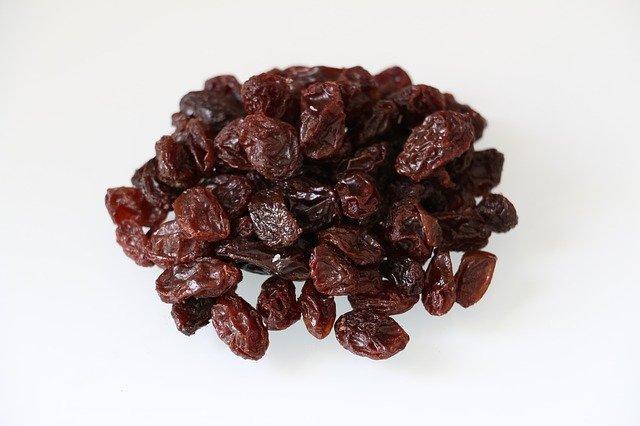 Benefits of raisins while pregnant