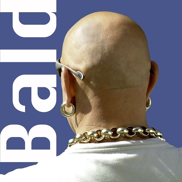 How to shave your own head bald