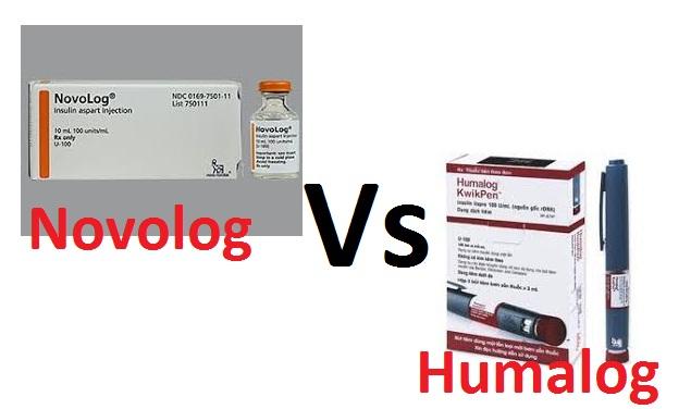 Novolog vs Humalog