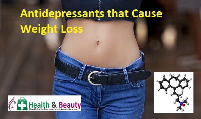 Antidepressants that Cause Weight Loss