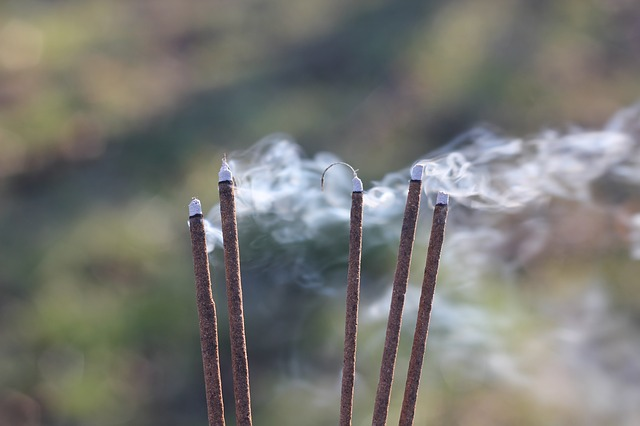 Benefits of incense