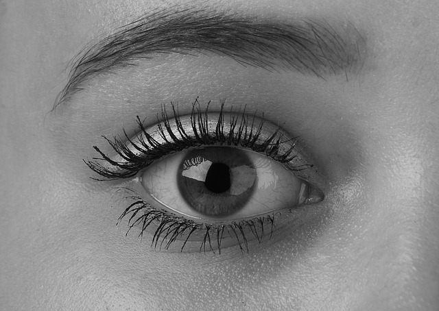 Bleach in Eye