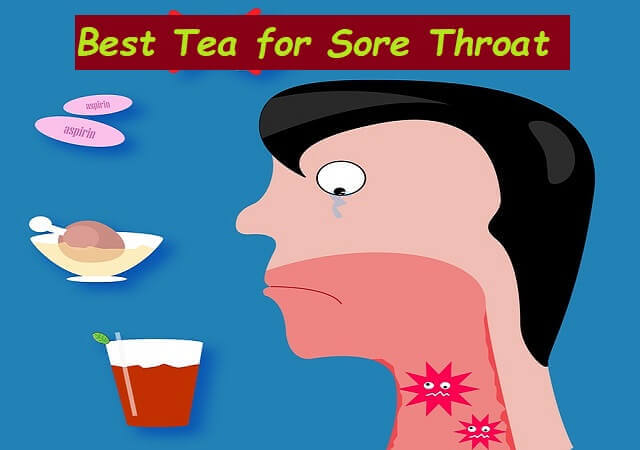 Best Tea for Sore Throat