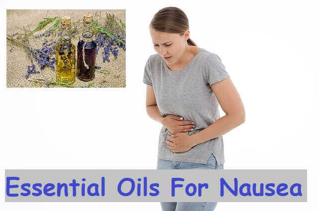 Essential Oils For Nausea