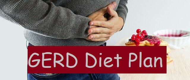 GERD Diet Plan
