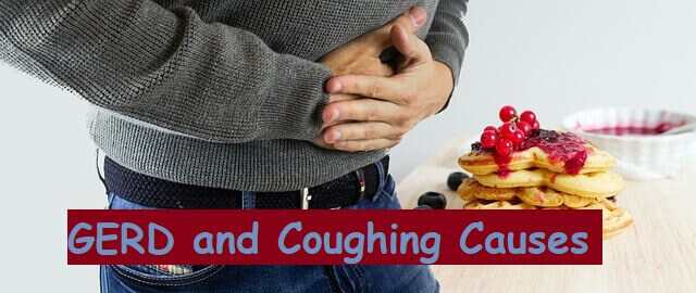GERD and Coughing Causes