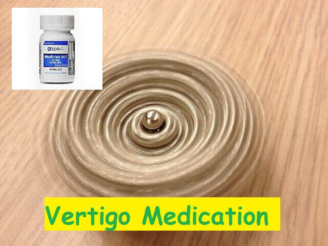 Vertigo Medication