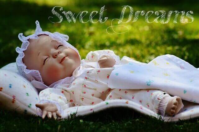 Why Do Babies Laugh In Their Sleep - Dreaming