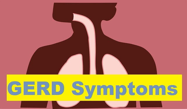 GERD Symptoms - Respiratory problem