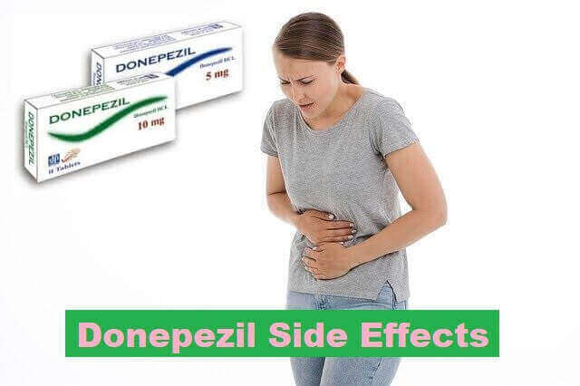 Donepezil Side Effects