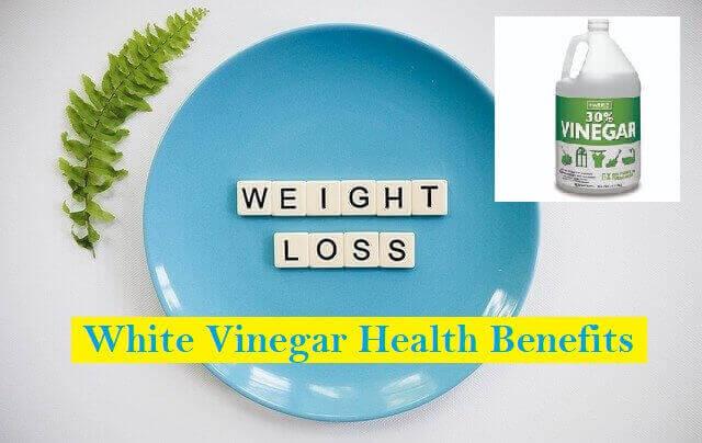 White Vinegar Health Benefits