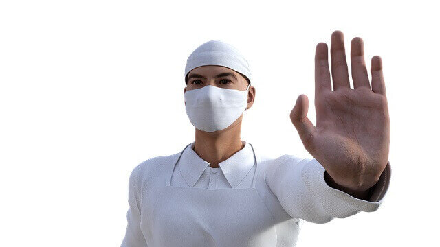 Mask For Coronavirus - Surgical Mask