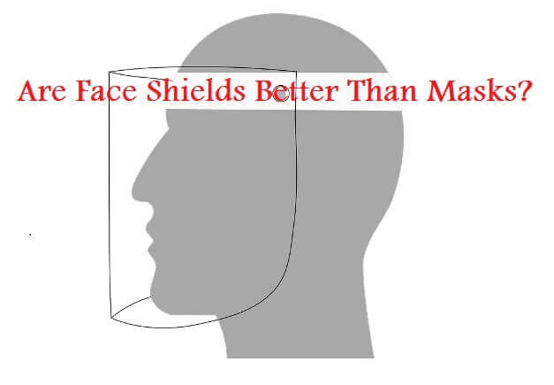 Are Face Shields Better Than Masks