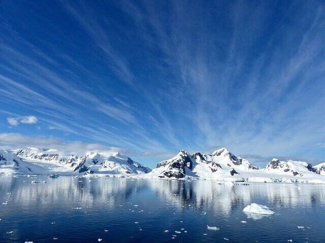 Cleanest Air on Earth - Antarctic Ocean