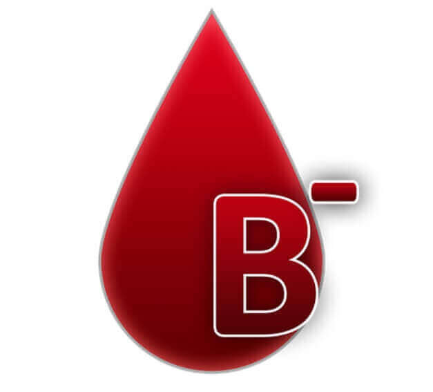 Type B Blood