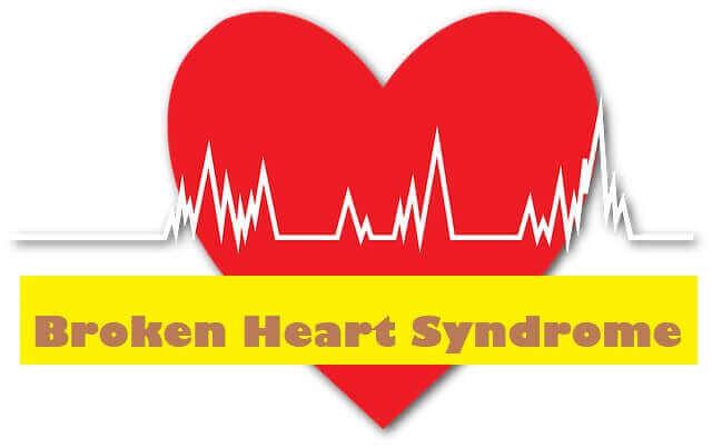 Broken Heart Syndrome Symptoms