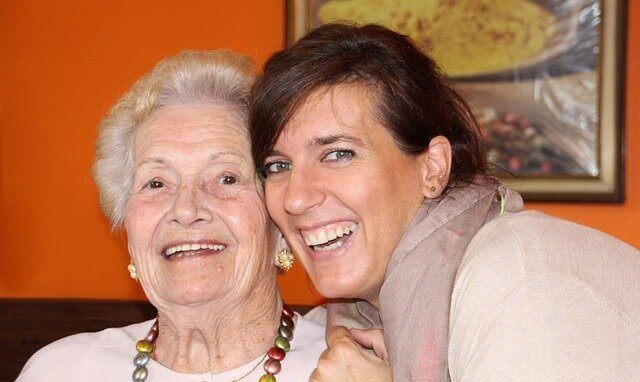 Alzheimer's Disease Stages - Forgetting important information in her life
